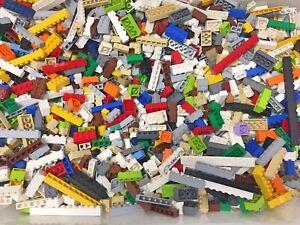 LEGO-Basic-Bausteine-ueber-300-Stk-Grundbausteine-bunt-gemischt-Konvolut