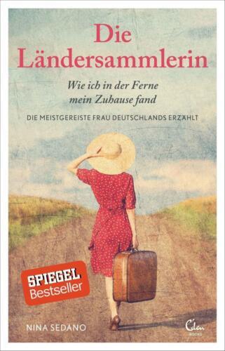 1 von 1 - Nina Sedano Die Ländersammlerin 2016 Taschenbuch neu Spiegel Bestseller NEU