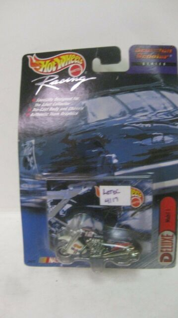 Nascar Hot Wheels Scorchin'Scooter Deluxe#12 Móvil 1 1:64 Metal Nuevo dc1358