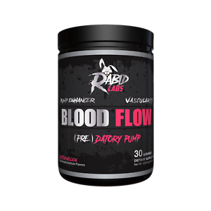 Rabid-Labs-Blood-Flow-Pump-Enhancing-Pre-Workout-Free-Shipping