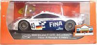 Sica10b Mclaren F1 Gt-r 43 Fina Slot It 1/32 Slot Car In Shrink Wrap Box