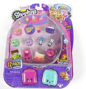 Shopkins-Season-5-12-pack-12-Brand-New-Sealed-Mystery-Figure-Ultra-Rare-Limited
