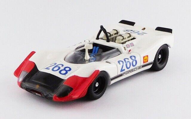 1 43 Porsche 908 2 n°268 Targa Florio 1969  • Best BEST9666