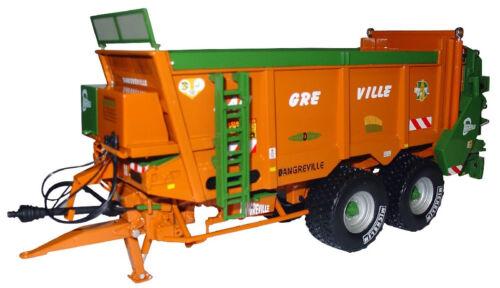 DANGREVILLE ETB 1500 2 essieux ROS60204 1//32