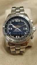 Breitling B-1 Superquartz Chronometre A78362 B1 with all papers and extra strap