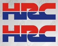 Adesivi kit moto casco tuning stemma HONDA HRC NEW !!