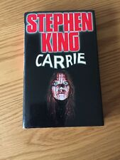 Carrie By Stephen King 1st BCA Edition Hardback 1993