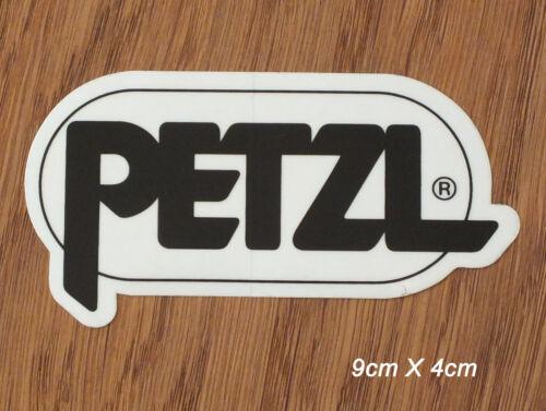 Petzl Sticker Aufkleber Climb Climber Klettern S033