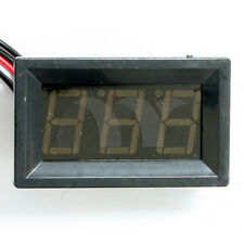 "0.56"" Blue LED Digital Thermometer DC Panel Meter -50°c~+110°c Temperature Meter"