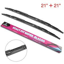 Metal Front Windshield Wiper Blades For Discovery Ii 98 04 21 Inch 21 Inch
