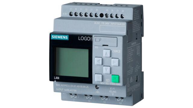 Siemens Logo 8 - DI8/DO4 230RCE Logikmodul (6ED1052-1FB08-0BA0)