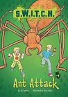Ant Attack by Ali Sparkes (Paperback / softback, 2013)