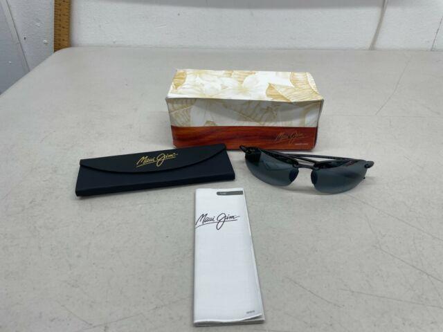Maui Jim Ho'okipa Polarized Black/Gray Sunglasses
