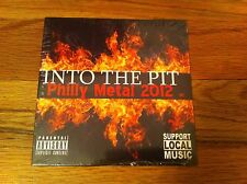 INTO THE PIT PHILLY METAL 2012 CD Thrash Death Black Punk Rock Speed Heavy NEW
