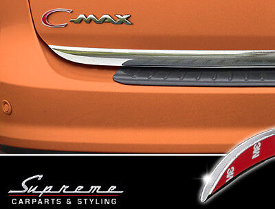 Einstiegsleisten Schutzleisten passend für Ford C-Max Mk2 2010-2014 Edelstahl