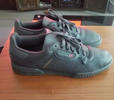 d1a24cbed3d2d adidas Yeezy Powerphase Calabasas Core Black Cg6420 Size 10 for sale ...
