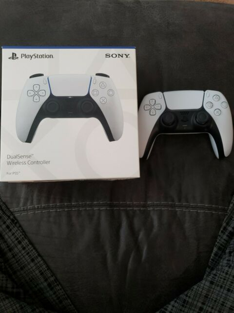 DualSense Wireless Controller - Sony PlayStation 5 With Box And Inserts.