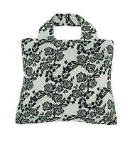 Envirosax Reusable Shopping Bag Black/white Free Shipping
