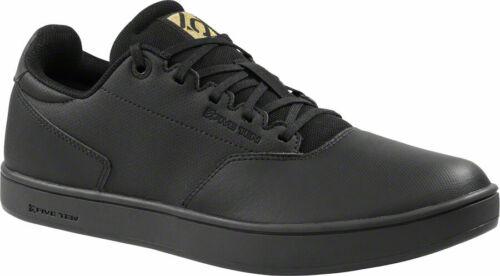 Cinq Ten District Men/'s Flat Pedal shoe NOIR 10.5