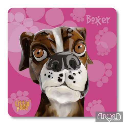 Little Paws Dog Coaster Choose from 22 Breeds of Dog