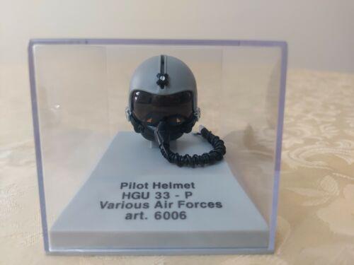 ARMOUR COLLECTION 1:8 PILOT HELMET CASCO PILOTA VARIE LIVREE E NAZIONI