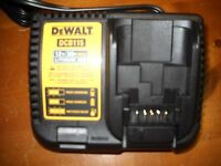 Dewalt Dcb115 12v-20v Max Lithium Battery Charger For Drill Saw Grinder 20 Volt