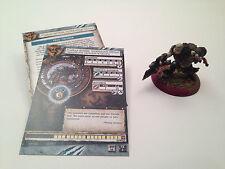 Warmachine: Hordes Madrak Ironhide, Trollblood Warlock