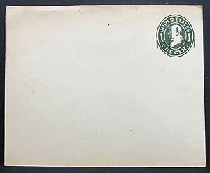 US-Postal-History-Stationery-Cover-Scott-U490-1-1-2-Cents-GS-USA-Brief-H-7122