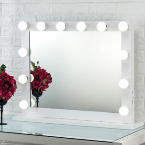 White hollywood makeup vanity mirror lights aluminum stage large white hollywood makeup vanity mirror lights aluminum stage mozeypictures