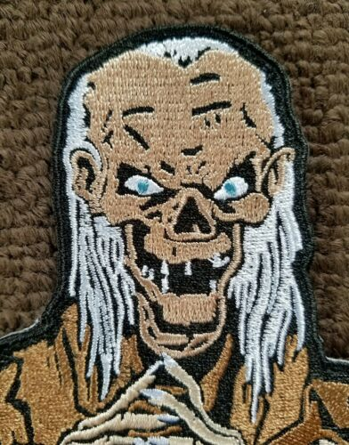 LARGE HORROR SCI-FI Collectors CRYPT KEEPER Movie TV Comic Book PATCH