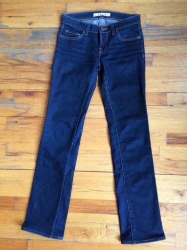 X J Brand Denim Slim Immaculée Encre Cigarette Bas 30 À 914 Foncé Jeans Leg 28 rrqx7Ud