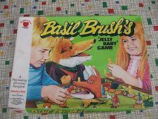 Denys Fisher Vintage Basil Brush's Jelly Baby Board Game ~ Basil Brush