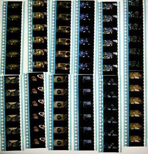 The-Amazing-Spider-Man-Movie-60-x-35mm-Genuine-Film-Cells-12-x-Strips-Cinema-A