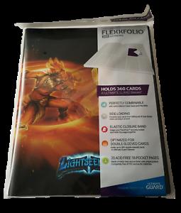 Lightseekers Ultimate Guard Tech Order FlexXFolio Card Binder NEW