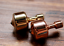 Details about  /New Brass Hand Twisting Spinning Top Toy Gyro Ceramic Bead Gyroscope