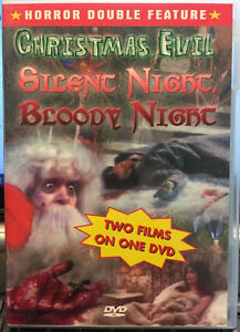 Christmas Evil 1980.Details About Christmas Evil 1980 Silent Night Bloody Night 1973 Dvd Horror Double Feature