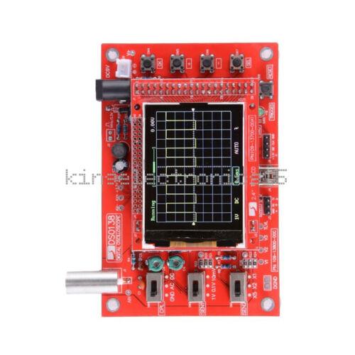 "Probe B1 K 1Msps Fully Welded Assembled DSO138 2.4/"" TFT Digital Oscilloscope"