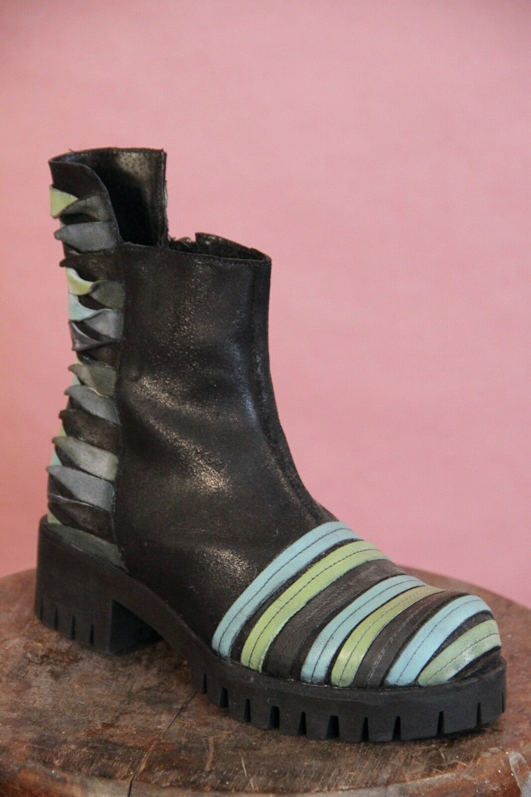 Nuevo-papucei-Rudi bota-tamaños bota-tamaños bota-tamaños 39 & 40-Arte Para Usar  para barato