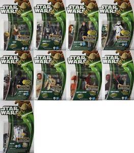 Star-Wars-Movie-heroes-action-figuren-Hasbro-ORIGINALE-scegliere-Clone