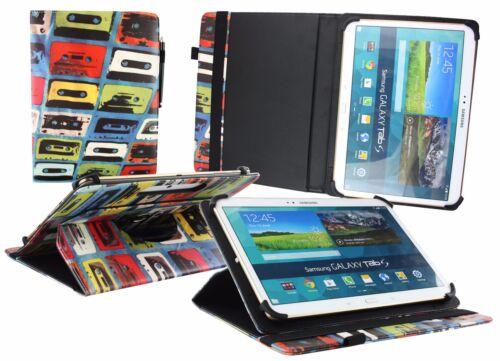 Universal 360° Rotierend Etui Schutzhülle für Padgene M8 10.1 Zoll Tablet Pc