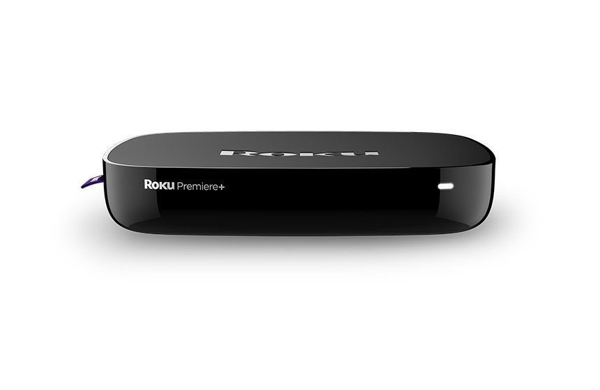 ROKU Premiere Plus + 4K HDR Streaming Media Player + Remote 4630X Featured