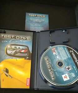 Test-Drive-Unlimited-Playstation-2-Ps2-Complete-Tested-Rare-Atari