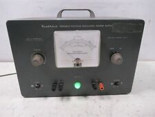 Heathkit Ps 3 Variable Voltage Regulated Power Supply