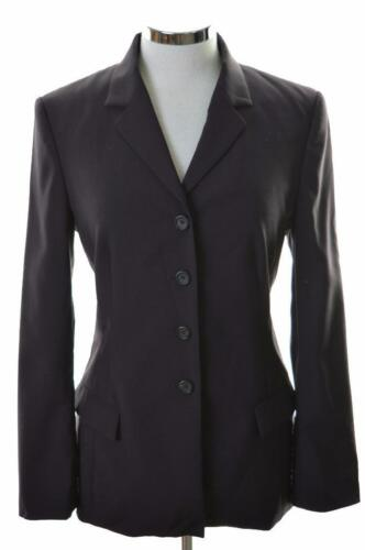 Joop Womens Blazer Jacket Size 36 Small Purple Wool Cupro Elastane by Ebay Seller