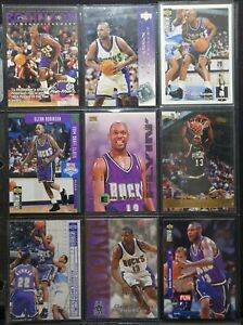 NBA Hoops Topps,... Fleer 90s NBA Basketball Cards Lots Skybox Upper Deck