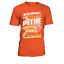 T-Shirt Homme Vert Bouteille Teezily Ne Me Dérangez Pas Quand Je Pêche