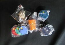 Tupperware NEW Lot 5 RARE Crystalwave, Garlic, Pitcher Vent N Serve Magnet Set