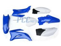 Yamaha Ttr110 Ttr 110 Plastic Fender Kit Blue U Ps43