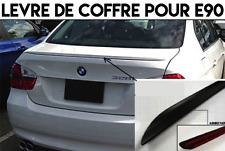 SPOILER LAME COFFRE BECQUET LEVRE AILERON MALLE pour BMW E90 SERIES 3 2005-2011
