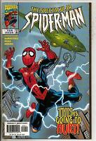 Marvel Comics Spectacular Spiderman #254 February 1998 NM-